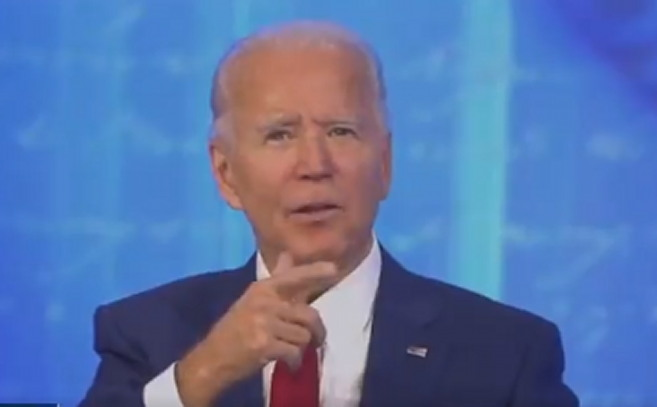 REPORT: Democrats Don't Want Biden To Have Full Control Of Nuclear Weapons