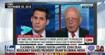 "John Dean, Trump-Basher and ""Golden Boy"" of Watergate ""Silent Coup"" – Invited to Speak in Front of Democrat Led House"