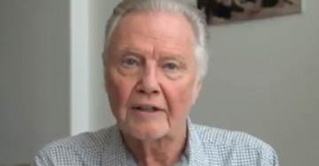 "Actor Jon Voight Defends Trump From Radical Left: ""This Is War"" (VIDEO)"