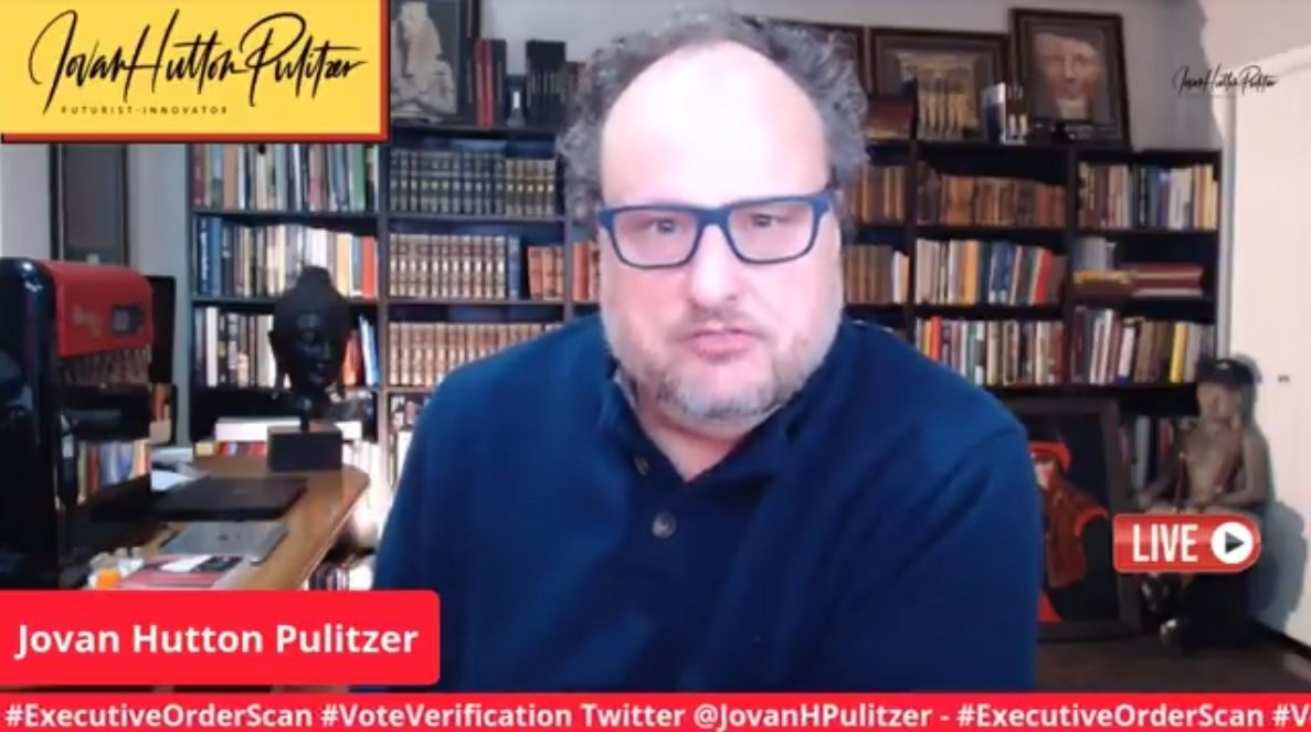 Pattern Recognition Specialist Jovan Pulitzer Says Over 300K PA Mail-In Ballots Never Processed By USPS (Video)