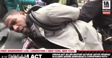 NYC Democrat Councilmen CUFFED and ARRESTED after Repeatedly Blocking Ambulance on Way to Hospital (VIDEO)