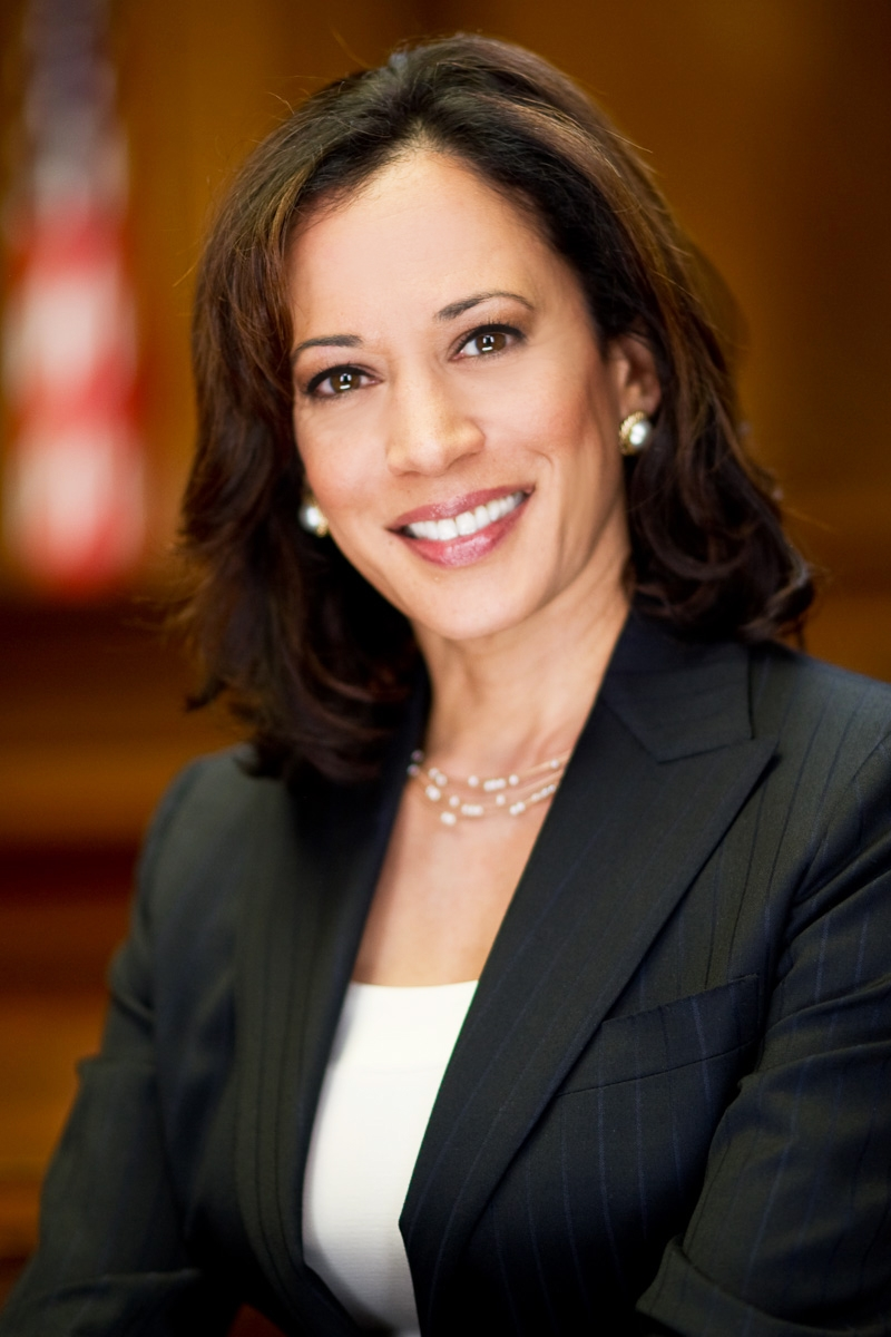 Kamala Harris Official Portrait