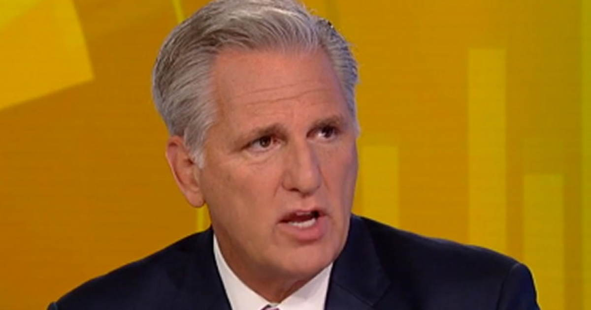 House Minority Leader Kevin McCarthy: Comey And McCabe Will Face Criminal Charges For Attempted 'Coup' (VIDEO)
