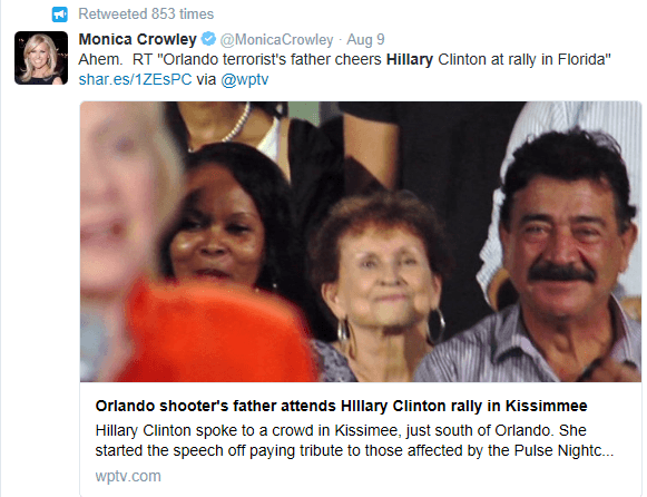 Kissimmee Hillary Shooters dad