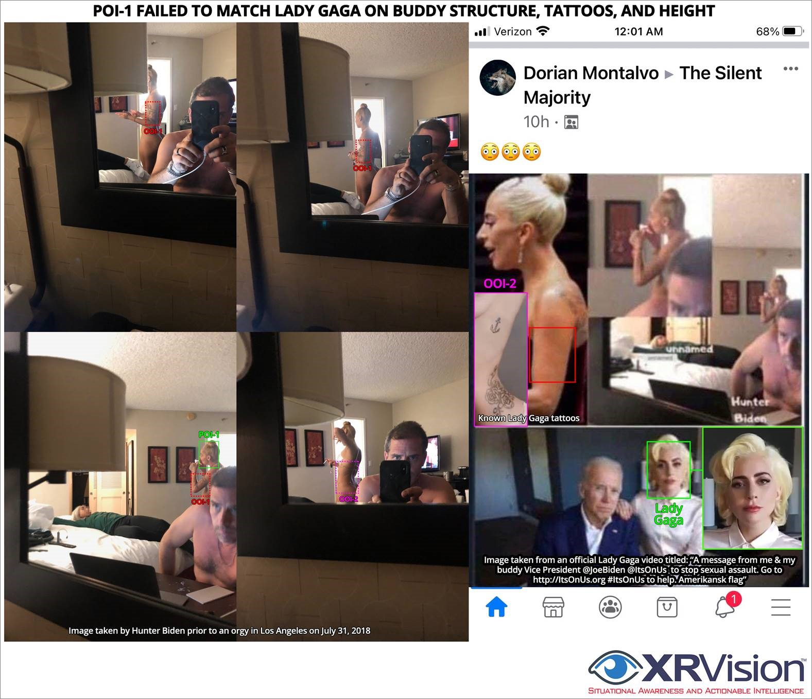 ATTENTION! That is not Gaga  Lady-Gaga-Look-Alike-at-Hunter-Biden-Orgy