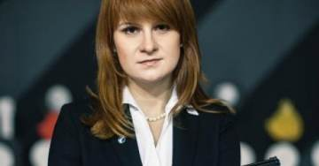 "BREAKING: Russian National Mariia Butina Arrested by Deep State DOJ — ""Conspiracy to Act as Russian Agent"""