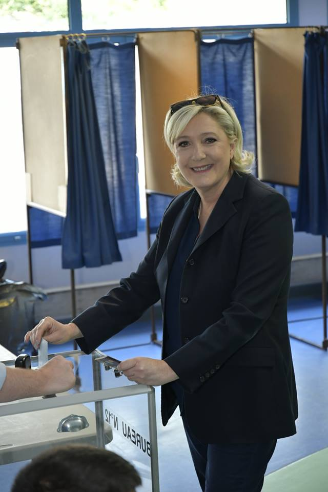 Breaking: After Presidential Defeat, Le Pen Wins Seat In French Parliament