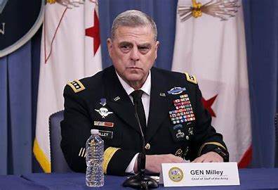 """UNHINGED Chairman of Joint Chiefs of Staff Mark A. Milley GOES OFF During Testimony – Blames """"White Rage"""" for Jan. 6 Attacks – Brags About Reading Marx and Lenin (VIDEO)"""