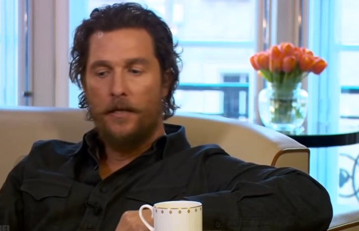 Matthew McConaughey to Hollywood Elitists: Time to Shake Hands, Be Constructive and Give Trump a Chance (Video)