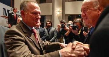 Defiant Judge Roy Moore Pulls a Hillary — REFUSES TO CONCEDE in Alabama Senate Election (VIDEO)