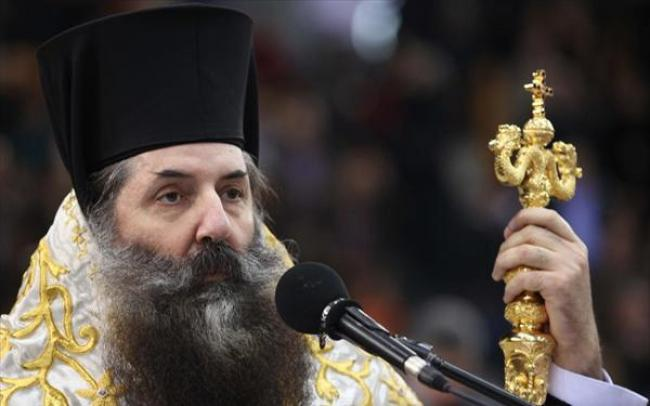 Christian Orthodox Leader Calls on Erdogan to Repent and Convert from Islam or Find Himself in Hell with Mohammad