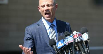 Judge Orders Creepy Porn Lawyer Avenatti to Sell His Ferrari, Luxury Watches and Artwork to Pay for Back Child Support