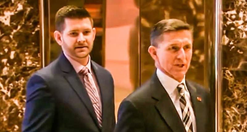 photo image Michael Flynn Jr Reacts to Bombshell Report Comey Told Congress General Flynn DID NOT Lie Under Oath