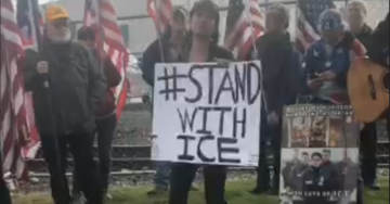VIDEO: Michelle Malkin Joins Fellow Patriots at Pro-I.C.E. Rally In Tacoma, Site Of Attempted Firebombing