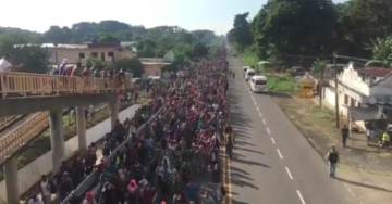 BREAKING: DHS Confirms Gang Members and Other Dangerous Criminals Are Embedded in Migrant Caravan Traveling to US