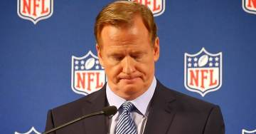 WOW! Roger Goodell's Future Uncertain As National Anthem Controversy Takes Toll On NFL