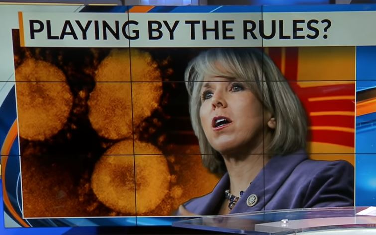 New Mexico Governor Grisham Caught Using Taxpayer Money to Pay for Her Groceries, Tequila and Whiskey