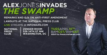 FIGHTING CENSORSHIP: TGP's Lucian Wintrich, Alex Jones, Roger Stone & More To Speak In D.C. April 10th