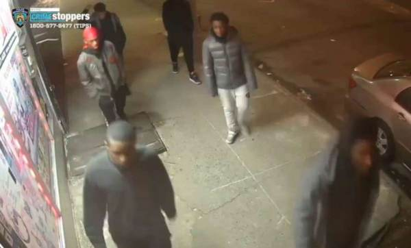NYPD Crime Stoppers Screen Image 12242019