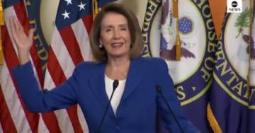 Nancy Pelosi: No Money for Border Wall Allowed in Budget Negotiations