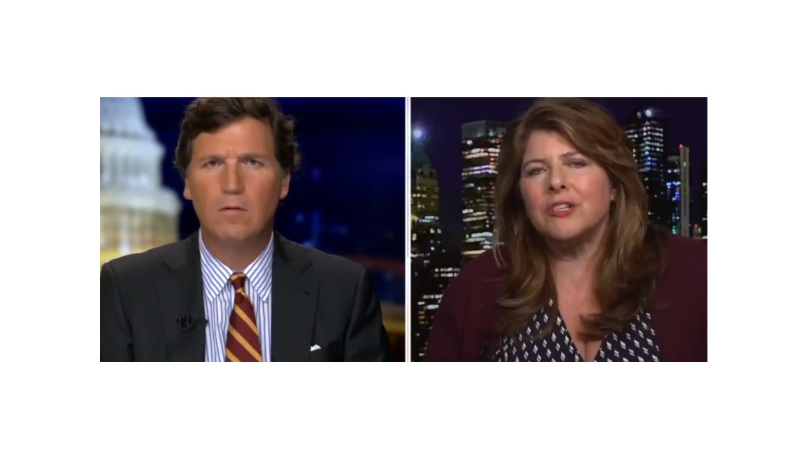 """We're Really Moving Into a Coup Situation, a Police State Situation"" – Ex-Bill Clinton Advisor and Author Naomi Wolf Warns of Totalitarian State Under Biden (Video)"