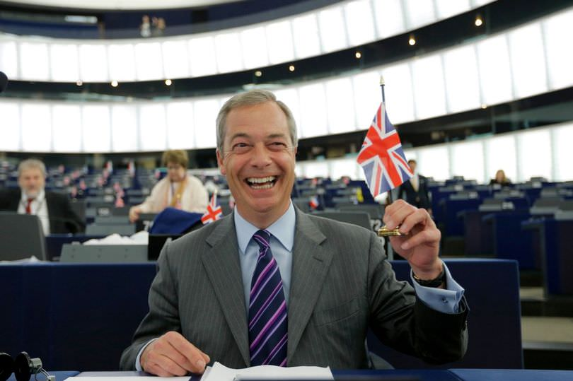 photo image Nigel Farage Calls Out Soros Allies In EU Parliament, Shines Spotlight On Open Society Influence (VIDEO)