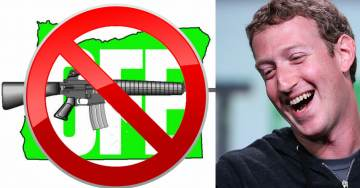 Facebook Blocks Prominent Gun Rights Organization