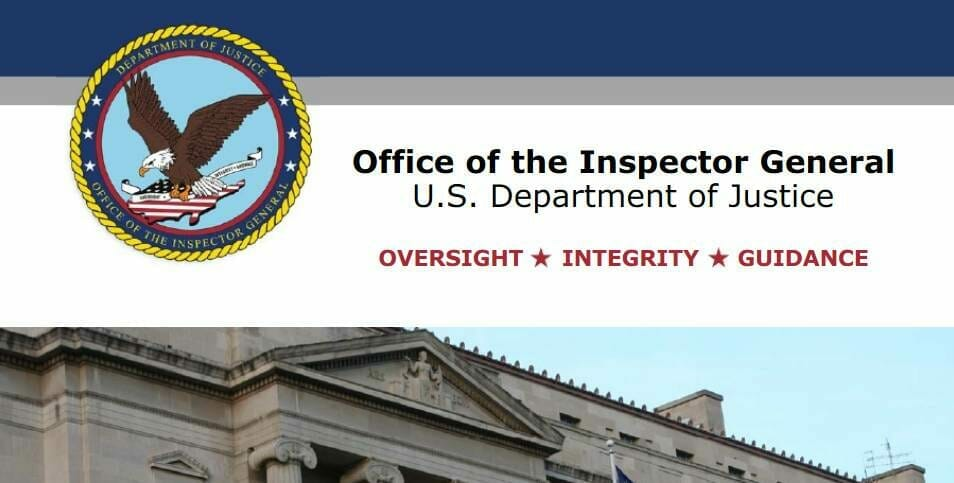 DOJ OIG McCabe Report Finds Obama's FBI and DOJ: Corrupt, Dishonest, Coordinated and Conspiring …Complete List of Points