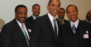 Fake News WaPo, CNN NY Times and Axios All Falsely Label Louis Farrakhan a Far-Right or Right-Wing Extremist