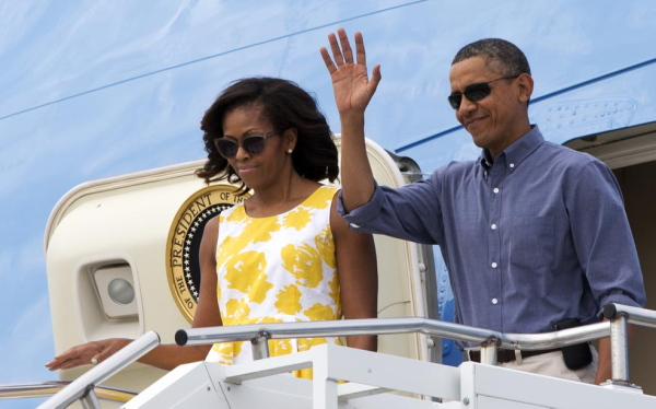 REPORT: The Obamas Have Spent Over $70 Million Taxpayer Dollars ON VACATIONS