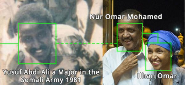 Ilhan Omar's Father and Other Somalian War Crimes Perpetrators Now Living Illegally in the US