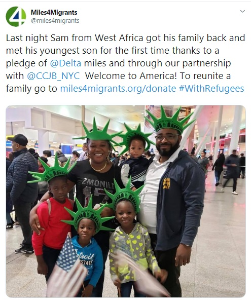 Delta, United Airlines Are Providing African Migrants Free Flights To The U.S.