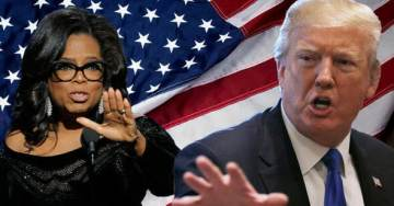 POTUS Trump BLASTS 'Very Insecure Oprah' — Urges Her To Run So She Can Be 'Exposed'