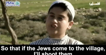 Palestinians Broadcast Ramadan Mini-Series Inciting Muslim Children To Kill Jews – Rashida Tlaib and Ilhan Omar Silent (VIDEO)