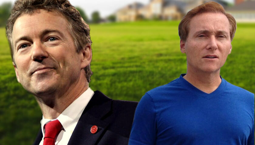 911 Call From Vicious Attack on Sen. Rand Paul is Released (AUDIO)