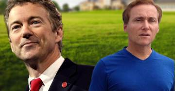 Unhinged Neighbor Charged with Felony After Attacking Sen. Rand Paul and Breaking 6 of His Ribs