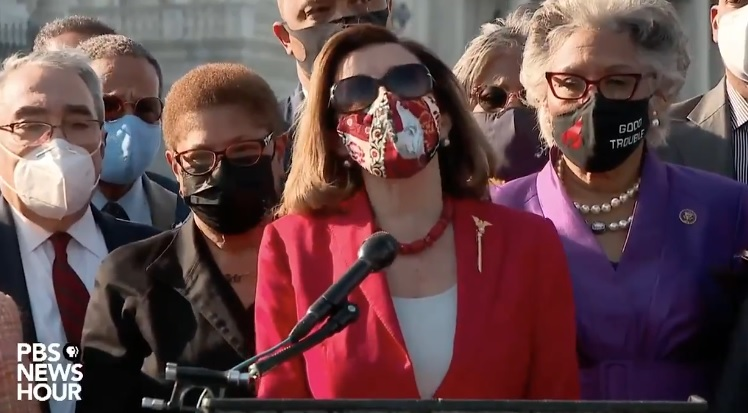 """""""Thank you George Floyd for Sacrificing Your Life for Justice!"""" – Nancy Pelosi Spouts Off Outrageous Nonsense after Derek Chauvin Verdict (VIDEO)"""