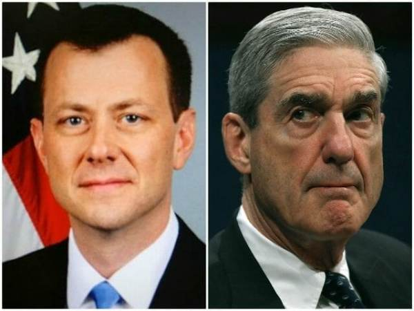Inspector General: Strzok, Page Text Messages From Mueller Probe 'Lost' After DOJ Reset Phones to 'Factory Settings'