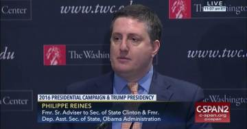 Hillary Clinton Insider Philippe Reines: 'F**k Sarah Sanders'; Melania and Trump Family 'Diseased Clan' with 'Rotten Souls'