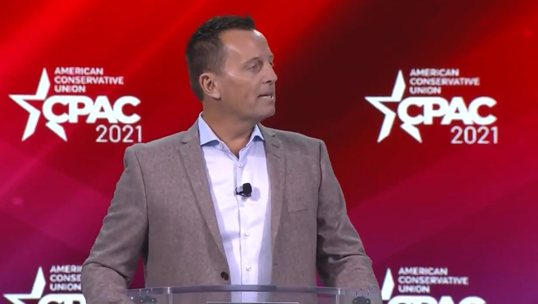 """Run, Ric, Run!"" – Richard Grenell Teases California Governor Run"