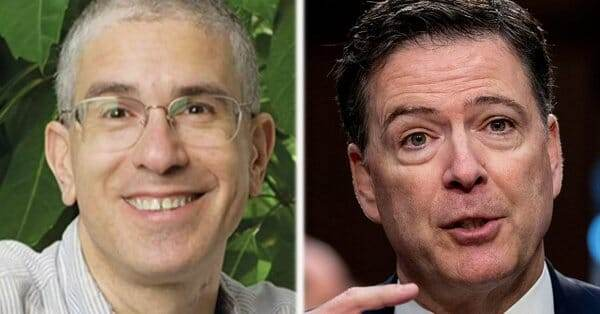 photo image DOJ Finally Responds to Request From Goodlatte, Gowdy For Info On Comey's Memo-Leaking 'Friend' Daniel Richman