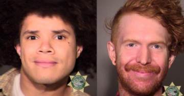 Protesters Who Dumped Glitter-Lube Concoction On Police Receive Jail Sentences