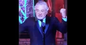 'F*** Trump!' Robert DeNiro Curses President at Tony Awards as Trump Tries to Prevent Nuclear War