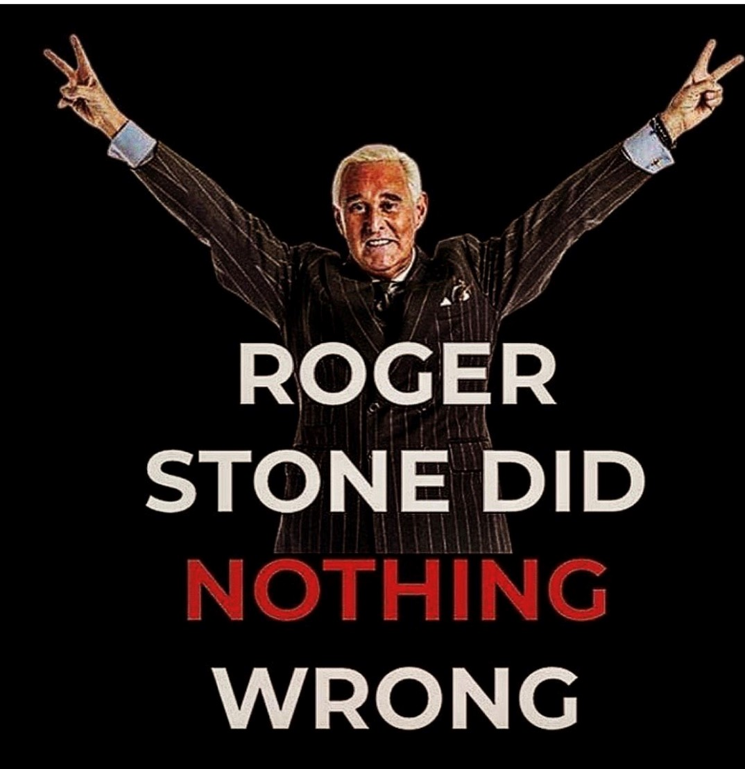 """ROGER STONE EXCLUSIVE: """"Baseless Media Claims That I Was Involved In the Riot at the Capitol January 6th Are a HOAX To Motivate Prosecutors Despite Any Evidence"""""""