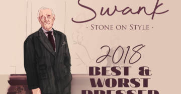 Roger Stone Releases His Annual Best & Worst Dressed of 2018 – A New Year's Tradition
