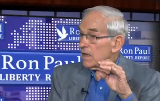 RON PAUL: Vaccine Passports Might Be The Thing That Makes People Wake Up And Say Enough (VIDEO)