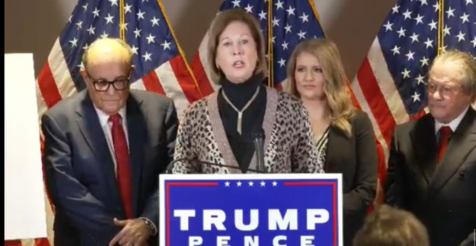 BOOM! Sidney Powell – President Trump Already Released the Kraken – Claims Obama Was Involved (VIDEO)