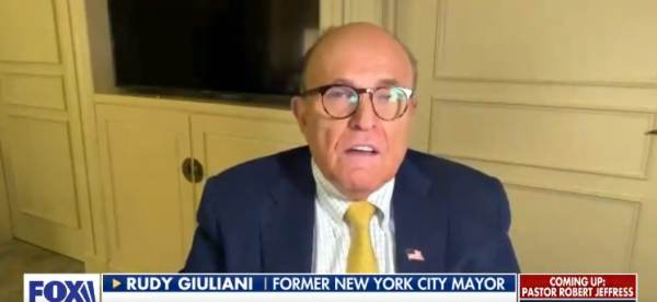 Rudy Giuliani: Audit Dominion Machines In Key States
