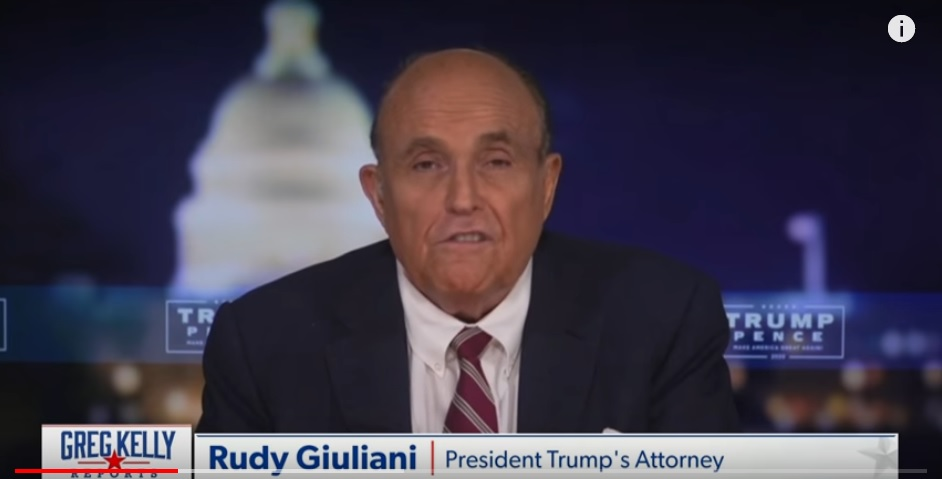 President Trump Has Many Avenues to Victory - Rudy Giuliani Shared Some of These Last Night