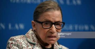 Doctor Warns 85-Year-Old Ruth Bader Ginsburg Likely Very Ill 'Media Underestimating Severity of Her Illness'
